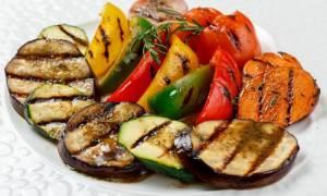 Как приготовить овощи гриль в духовке