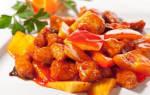 Как приготовить курицу в кисло сладком соусе