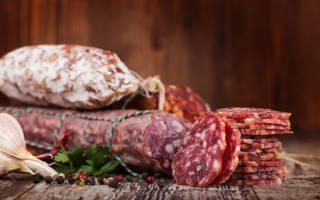 Как сделать сыровяленую колбасу в домашних условиях