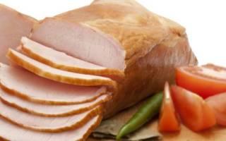 Как приготовить карбонат из свинины в духовке
