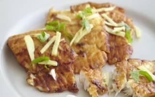 Как приготовить филе тилапии на сковороде