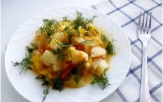 Два потрясающих рецепта с фото для овощного рагу в мультиварке Редмонд и Поларис