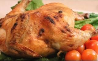 Как приготовить курицу в фольге в духовке
