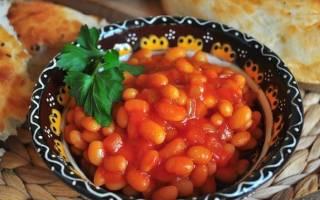 Рецепты блюд из фасоли в мультиварке