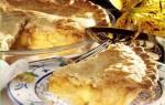 Яблочный пирог в мультиварке Редмонд