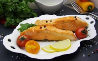 Как пожарить красную рыбу
