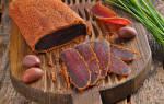 Как приготовить бастурму из говядины