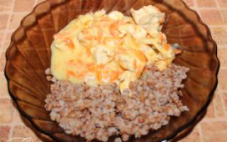 Соус с курицей в мультиварке, пошаговый рецепт