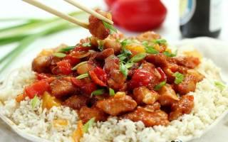 Как приготовить мясо по китайски