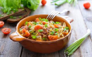 Как приготовить свежую капусту на сковороде