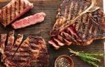 Что приготовить из мраморной говядины