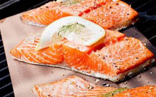 Как приготовить красную рыбу
