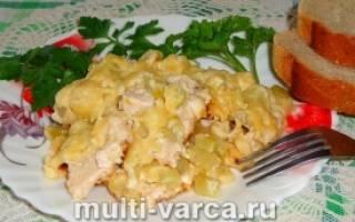 Рецепты мясных запеканок в мультиварке