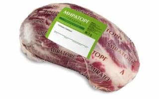 Что приготовить из голяшки говяжьей