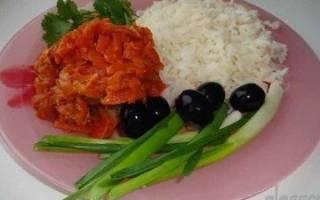 Как приготовить рыбу в томате